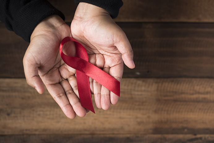 HIV support services