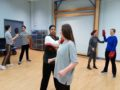 Self-defence and personal safety course