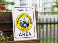 OWL and Neighbourhood Watch are looking for volunteers