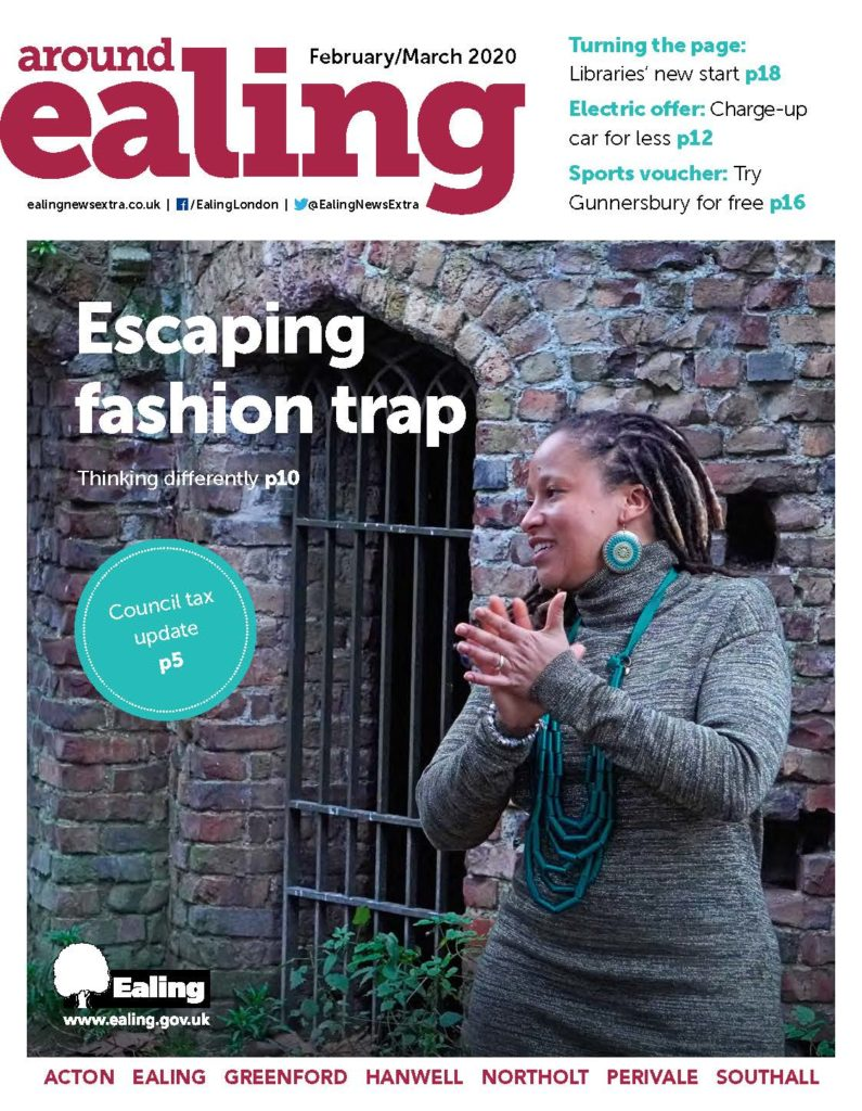 Around Ealing magazine February-March 2020