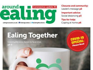Around Ealing Coronavirus edition April 2020