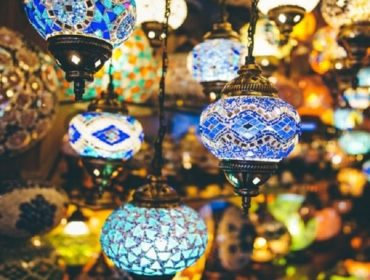 Lamps for Eid/Ramadan