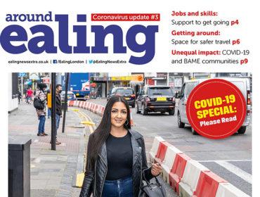 Around Ealing coronavirus edition #3 June 2020