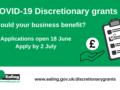 discretionary grant funding