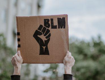 Black Lives Matter protest. Photo by Gabe Pierce on Unsplash