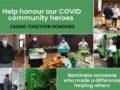 Honour COVID heroes