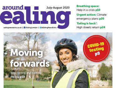 Around Ealing magazine July-August 2020