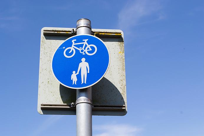 walking and cycling - active travel