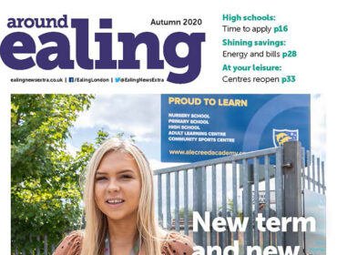 Around Ealing magazine autumn 2020
