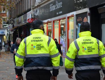 COVID stewards