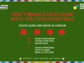 Don't bring COVID home with you this Christmas