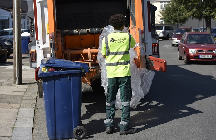 Recycling collections