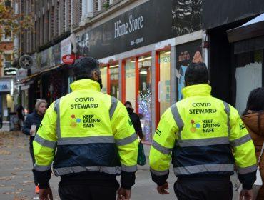 COVID-19 stewards