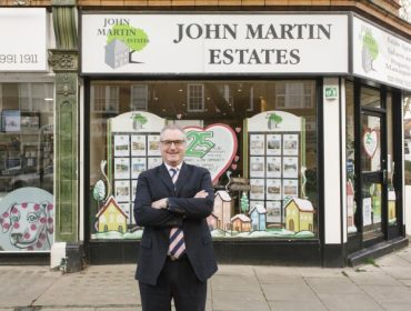 John Martin, chair of the High Streets Taskforce