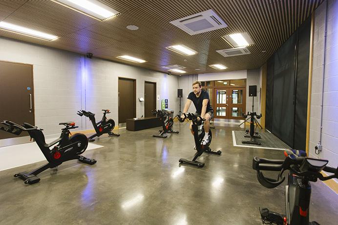 Gunnersbury Sports Hub - new bikes