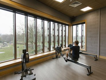 Gunnersbury Sports Hub - new gym