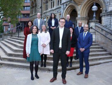 New cabinet members