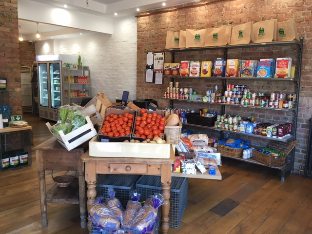 The Store Cupboard in Hanwell