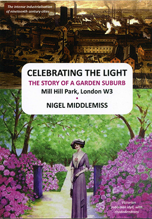 Celebrating the light - book cover